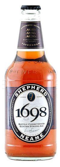 топ пива 1698 Celebration Ale обзор / оценка / отзывы