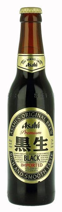 топ пива Asahi Black обзор / оценка / отзывы