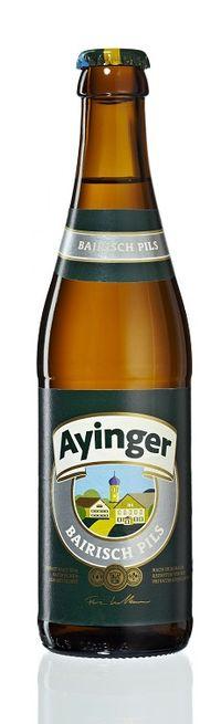 топ пива Ayinger Bavarian Pils обзор / оценка / отзывы