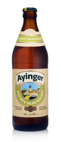 топ пива Ayinger Braeu Wheat Light обзор / оценка / отзывы