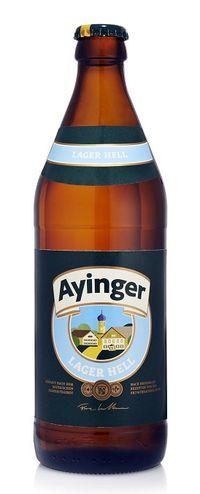 топ пива Ayinger Lager обзор / оценка / отзывы