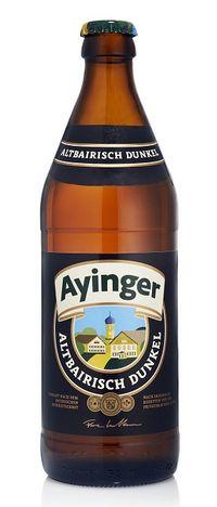 топ пива Ayinger Old-Bavarian dark обзор / оценка / отзывы