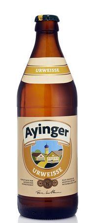 топ пива Ayinger Ur-Weisse обзор / оценка / отзывы