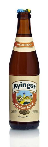 топ пива Ayinger Wheat bock обзор / оценка / отзывы