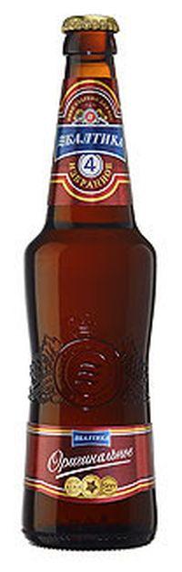 топ пива Балтика 4 Оригинальное обзор / оценка / отзывы
