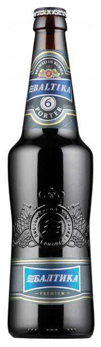 топ пива Балтика 6 Портер обзор / оценка / отзывы