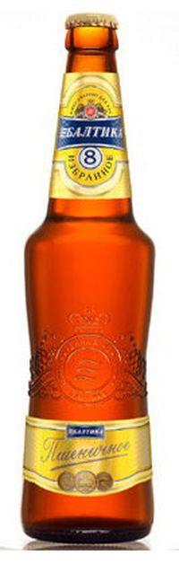 топ пива Балтика 8 Пшеничное обзор / оценка / отзывы