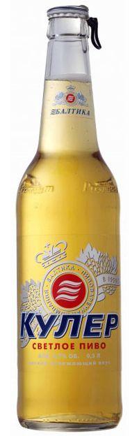 топ пива Балтика Кулер обзор / оценка / отзывы