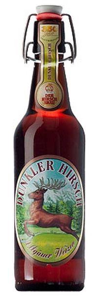 топ пива Dunkler Hirsch обзор / оценка / отзывы