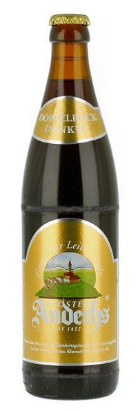 топ пива Kloster Andechs Doppelbock Dunkel обзор / оценка / отзывы