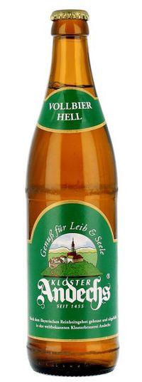 топ пива Kloster Andechs Hell обзор / оценка / отзывы