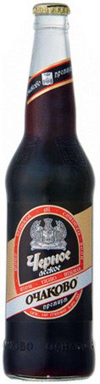 топ пива Очаково Премиум Чёрное легкое обзор / оценка / отзывы