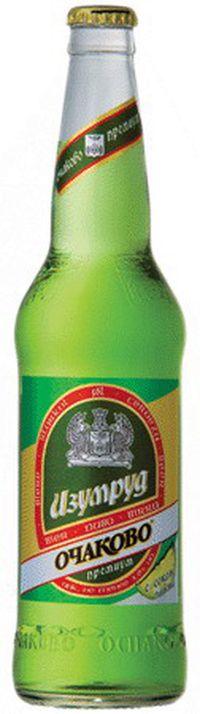 топ пива Очаково Премиум Изумруд обзор / оценка / отзывы
