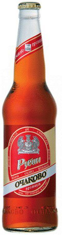 топ пива Очаково Премиум Рубин обзор / оценка / отзывы