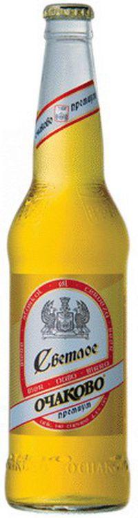 топ пива Очаково Премиум Светлое обзор / оценка / отзывы