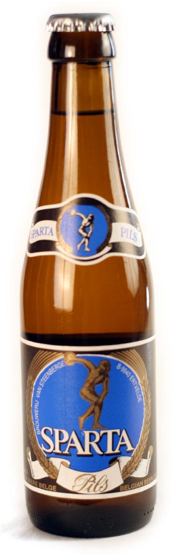 топ пива Sparta pils обзор / оценка / отзывы